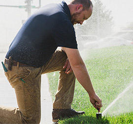 Helotes Sprinkler Repair