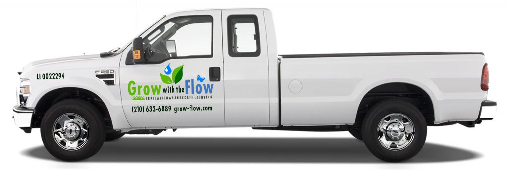 San Antonio Landscaping Contractor Grow with the Flow